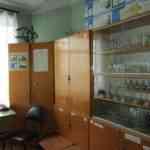 лаборантская в кабинете химии